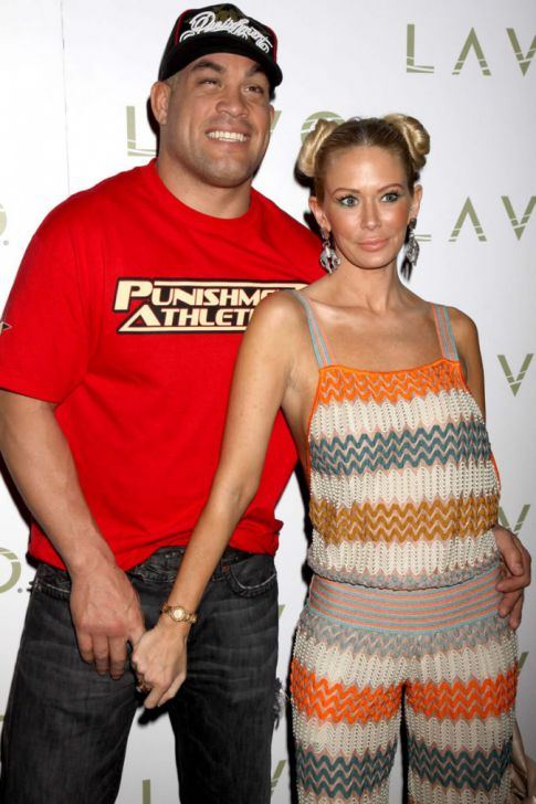 Jenna Jameson's Boyfriend, Tito Ortiz, Arrested For Assaulted