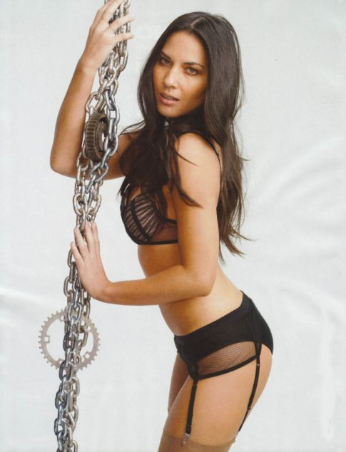 Best of Bikini Tuesday: Olivia Munn's FHM Shoot