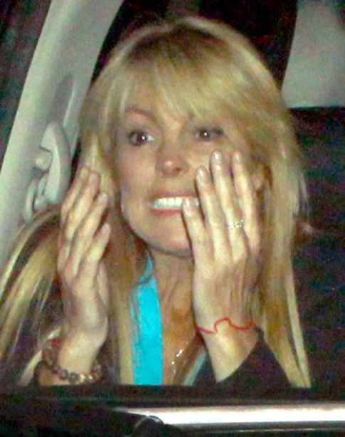 Dina Lohan Is The Definition Of A Perfect Mom