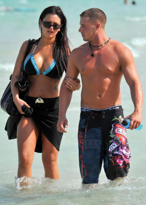 'Jersey Shore' JWoWW's Engaged
