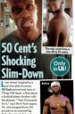 50 Cent Is 50 LBS Lighter And Scary Looking