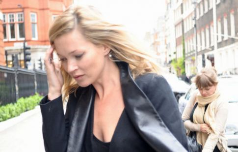 Kate Moss Home Flooded