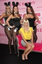 Anna Faris Becomes One with Playboy Bunnies