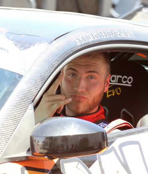 Nick Hogan Drift Racing Seems Illegal To Us