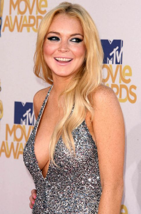 MTV Movie Awards Spotlight: Lindsay Lohan