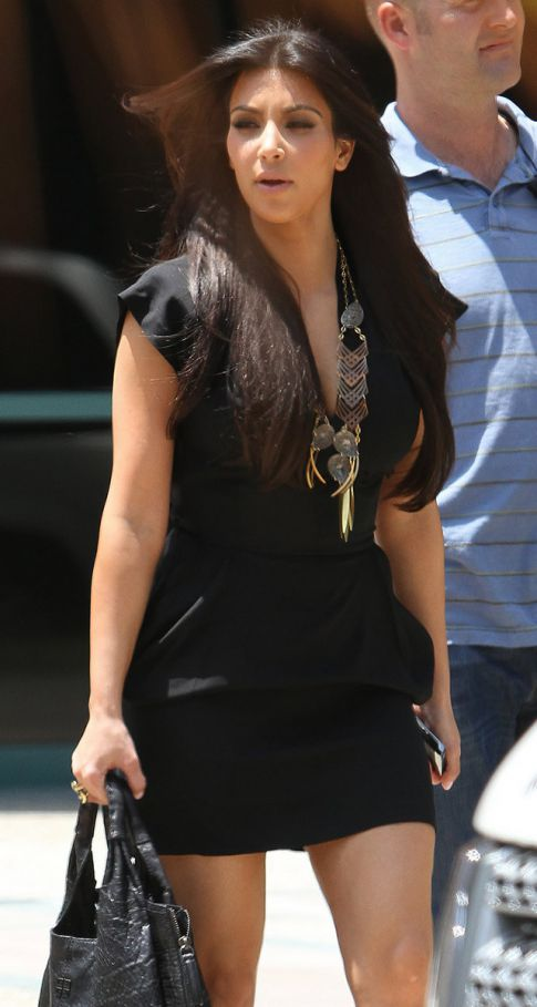You've Got To Be Kidding Me: Kim Kardashian As Next Lara Croft?