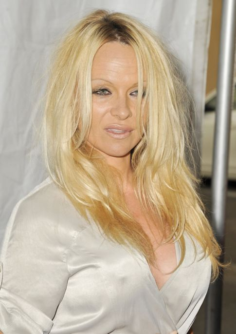 Hot Mess Of The Weekend: Pamela Anderson