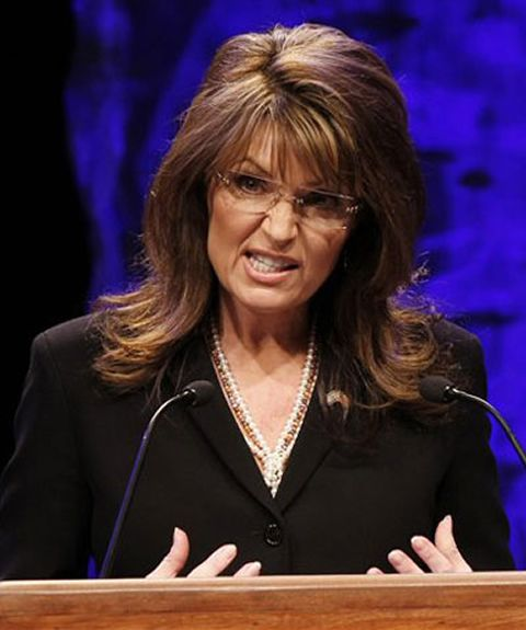 Sarah Palin Said Her Boobies Are Real