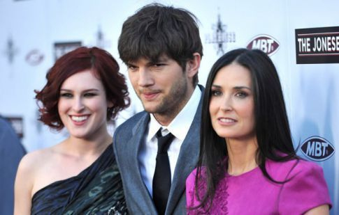 Ashton Kutcher Buys $1 Million Home For Rumer Willis