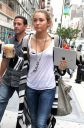 Miley Cyrus Kills Nine Hours At A Salon With Her iPad