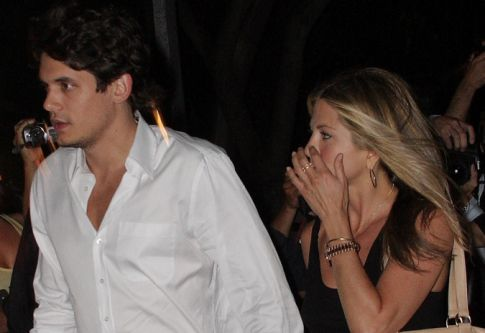 Jennifer Aniston and John Mayer Back Together?