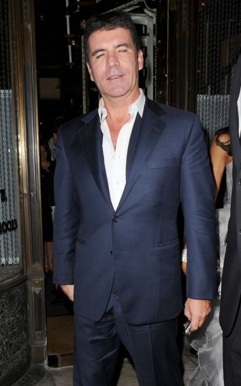 Simon Cowell Shares The Wealth