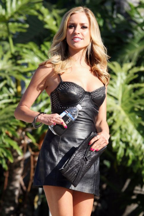 Hot Girl Hump Day: Kristin Cavallari's Dominatrix Leather