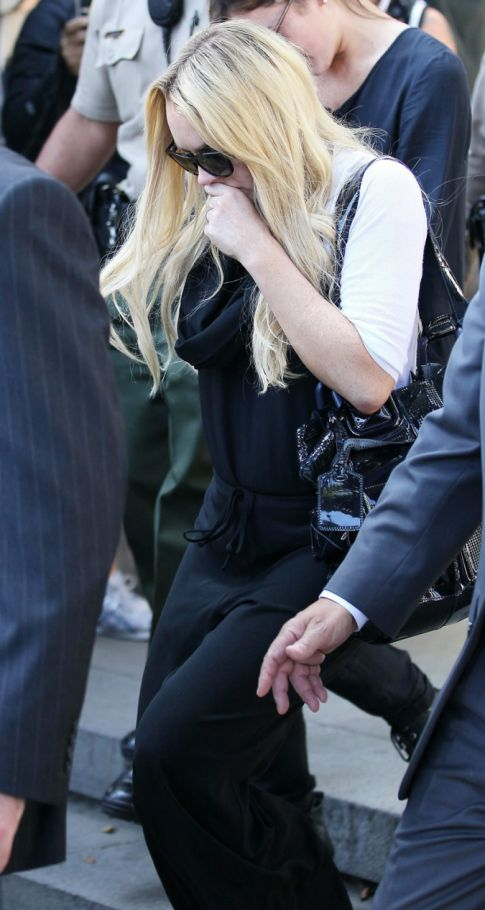 Lindsay Lohan Gets 90 Days In The Slammer
