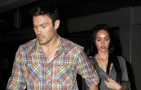 Let The Megan Fox Divorce Rumors Begin