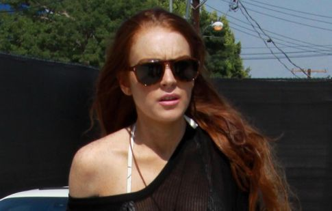 Is Lindsay Lohan The Newest Celebrity Member Of Scientology?