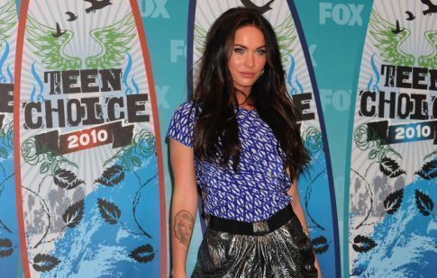Teen Choice Awards: Megan Fox Stunning