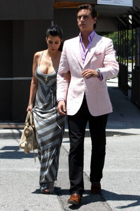 Why Does Kourtney Kardashian Stick With Doucher Scott Disick?