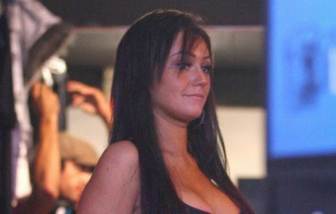 'Jersey Shore' JWoww's Leather Boobs