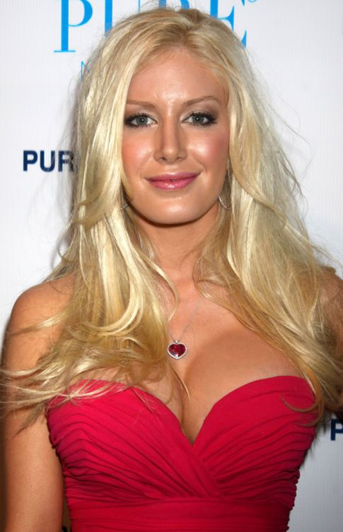 Heidi Montag Wants A Smaller Rack