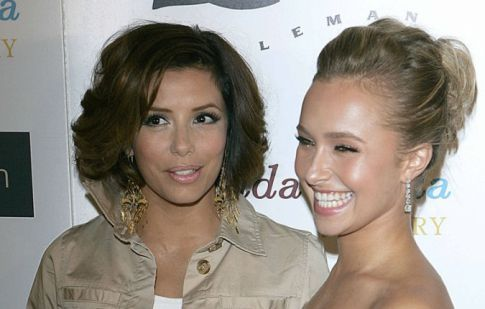 Hayden Panettiere's Dad Arrested for Spousal Abuse