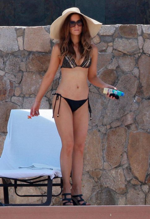 Kate Beckinsale's Labor Day Bod