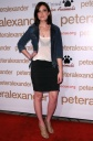 Mandy Moore Dressed Trashy at the Peter Alexander Boutique Launch Party