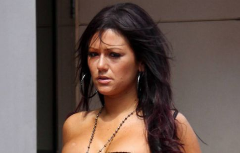 "Jenni ""JWoWW"" Farley Getting $400K To Pose Naked For ""Playboy"""