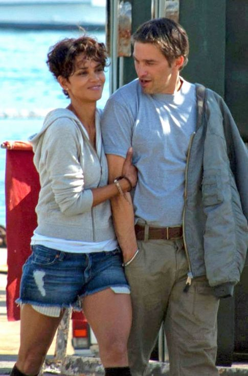 Olivier Martinez Is One Lucky SOB Snagging Halle Berry