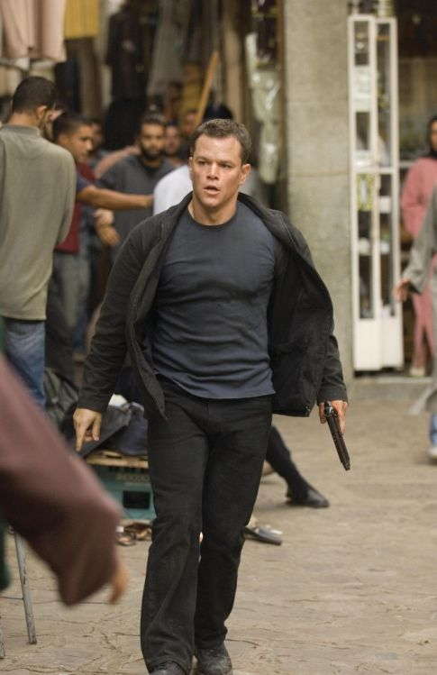 Matt Damon Is No Longer Part Of 'The Bourne Legacy'