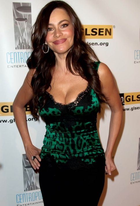 Sofia Vergara's Got The Hottest Rack In Hollywood