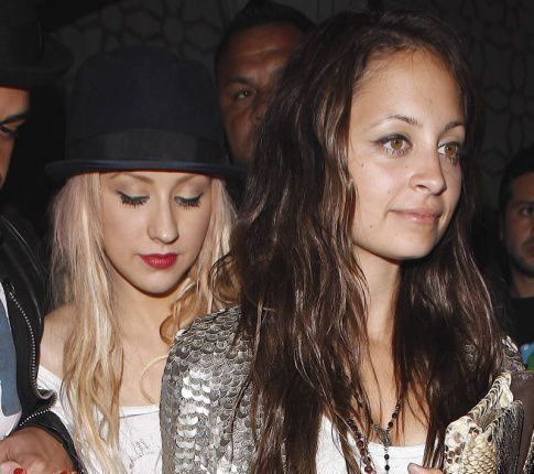 Nicole Richie May Have Ruined Christina Aguilera's Marriage