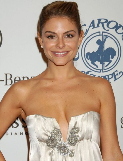 Maria Menounos and Her Fantastic Two at Carousel of Hope