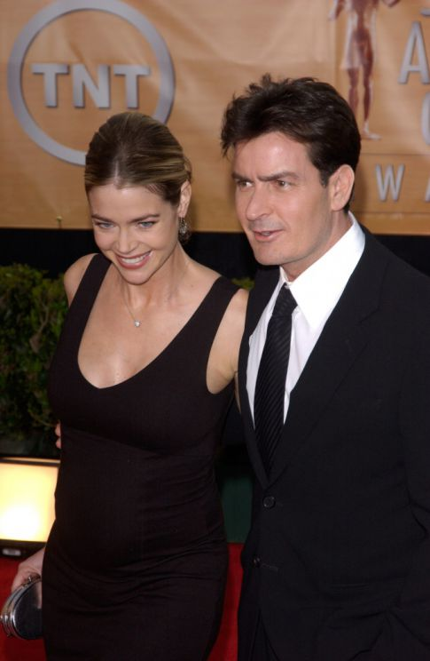 Charlie Sheen Caught With Escort Right Next Door To His Children, $7,000 Hotel Damage
