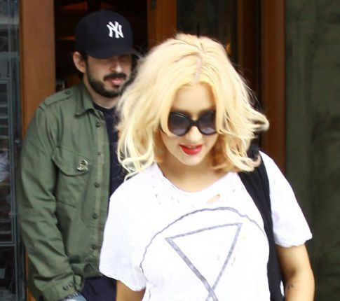 Christina Aguilera Wants Jordan Bratman Out Of The House