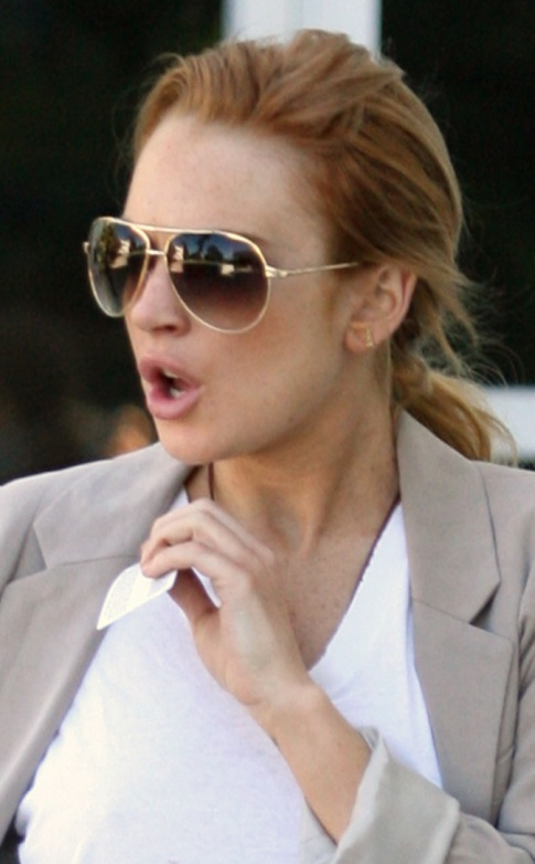 Lindsay Lohan Will Be Able To Pay Her Rehab Bills--If She Accepts A Porn Offer