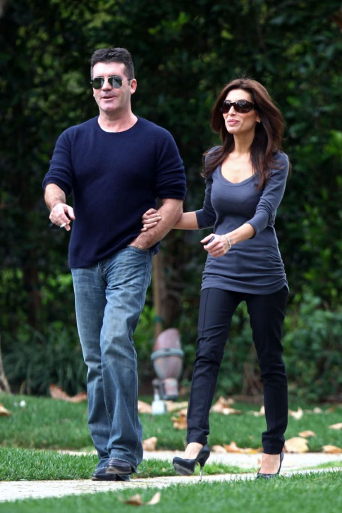 Simon Cowell's Getting Cold Feet