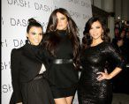 DASH Opens In NYC And The Kardashian Sisters Cause Chaos