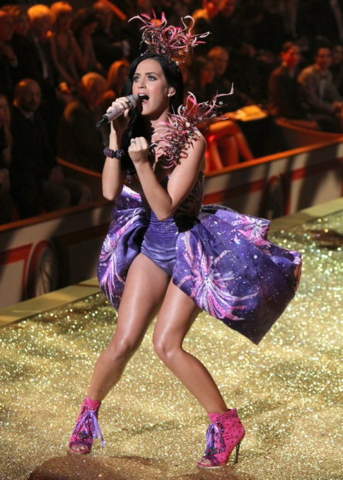 Victoria's Secret Runway Show: Katy Perry