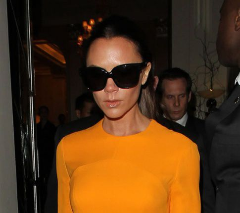 Victoria Beckham Throws Lady Gaga A Cheap Shot