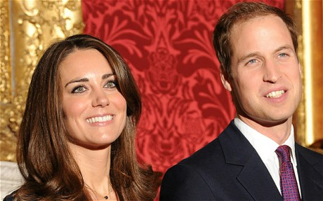 Prince William & Kate Middleton Get Engaged!