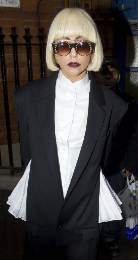 Yes, Someone Actually Stalks Lady Gaga And She Filed A Restraining Order Against Them