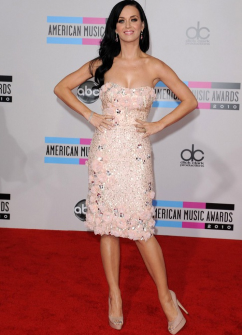 Best Overall AMA Look: Katy Perry