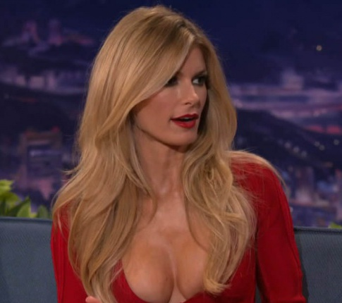 Marisa Miller's Cleavage Deserves Its Own Post