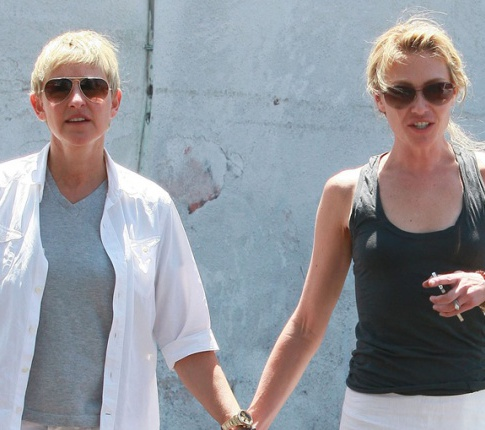 """Dancing With The Stars"" Wants Portia De Rossi"