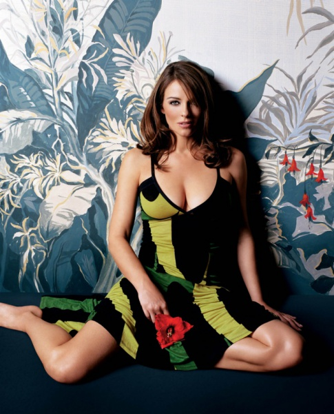 Elizabeth Hurley's Still Got It