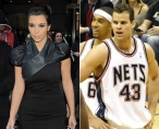 Kim Kardashian Getting Cozy With NBA Player Kris Humphries