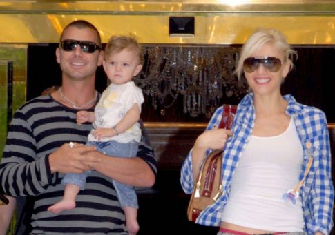 Gwen Stefani Released Baby Zuma Nesta Rock Pictures, Confused?