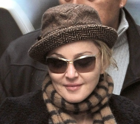 Madonna's Father Does Not Welcome Her Boy Toys In His Home