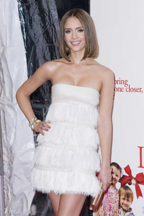 Love It Or Hate It?: Jessica Alba's New Short 'Do